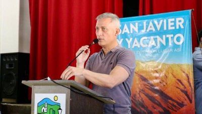 Turismo restaurará una iglesia que es un ícono en San Javier
