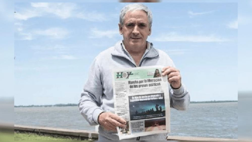 El GEN le pide a Gastón que aclare si el gobierno del FdT tiene presos políticos en Argentina