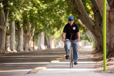 Mendoza: construirán 2 ciclovías en Junín y en Rivadavia