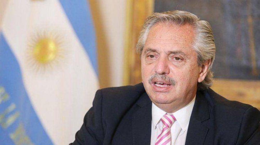 Alberto Fernández suspendió su viaje a Chile luego de que Piñera entrara en cuarentena