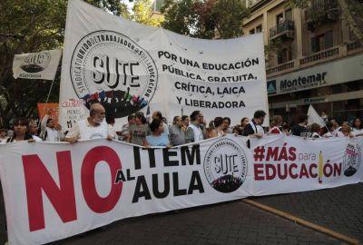 Mendoza: El sindicato docente amenaza con no iniciar las clases