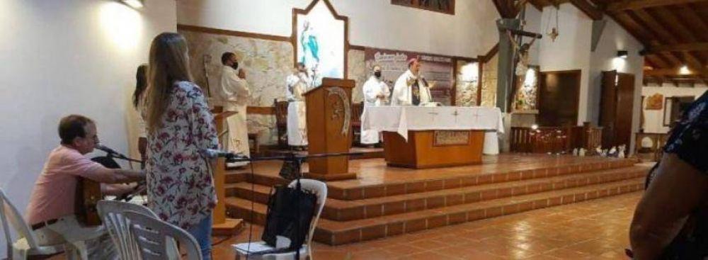 Villa Gesell tiene un nuevo sacerdote