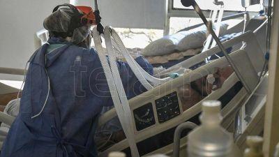 Murieron 194 personas y 13.783 fueron diagnosticadas con coronavirus en el país