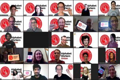 En el corazón de Silicon Valley, trabajadores de Google formaron su primer sindicato