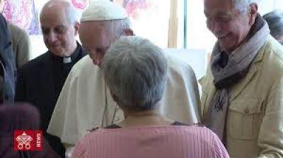 Jornada Mundial del Enfermo, Papa: