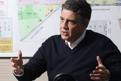 """Jorge Macri: """"A Vicente López le llegaron 450 vacunas, hace dos días no llegan más"""""""