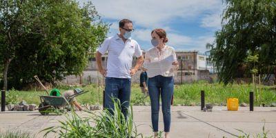 Nueva Costanera: comenzó la construcción de una barrera de contención