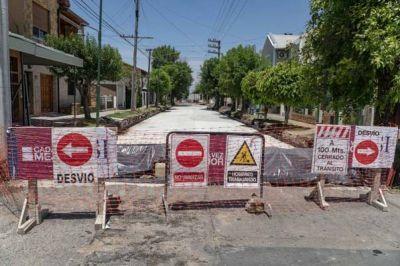 San Isidro lanza un nuevo plan para renovar calles de Boulogne