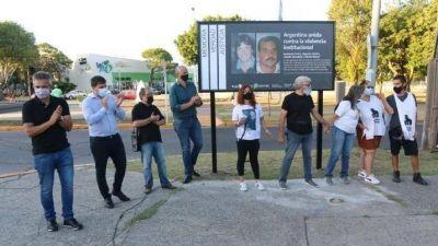 Avellaneda: Señalizaron el lugar de la Masacre de Wilde