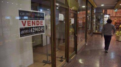 Córdoba registra una caída del 20% en la ocupación de locales comerciales