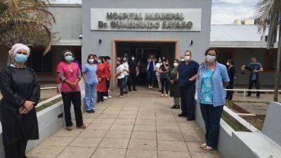 Hospital Sayago: Habrá un aumento para los trabajadores de la salud