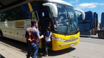 Transporte interurbano: empresarios advierten que sin un aumento