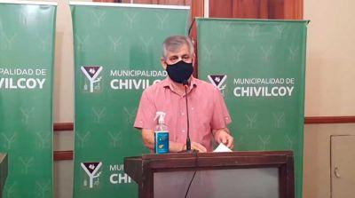 El intendente Guillermo Britos firmó el decreto adhiriéndose a las medidas y restricciones dispuestas por la Provincia