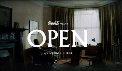 George The Poet da voz a la nueva campaña de Coca-Cola