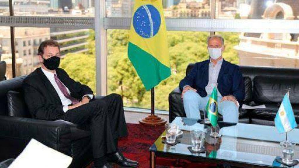 En Brasil aseguran que Argentina no será perjudicada por la exportación de trigo
