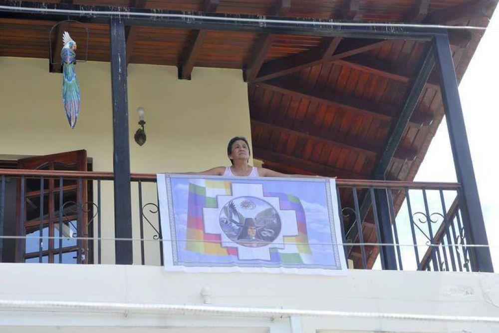 Dirigentes y funcionarios piden por la libertad de Milagro Sala