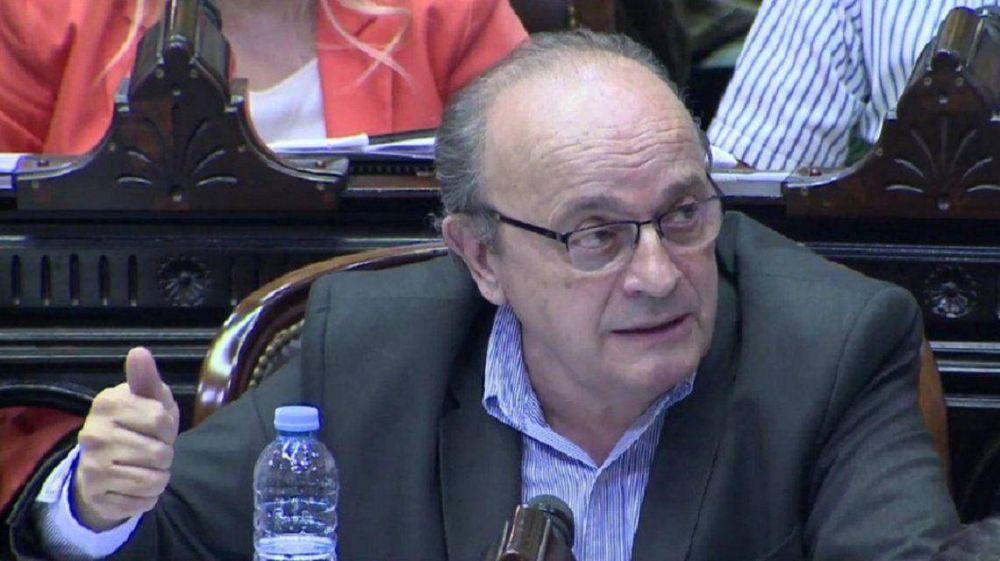 Leopoldo Moreau recibió amenazas de muerte mientras se investiga el espionaje ilegal