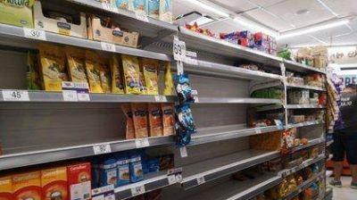 La inflación sube de la mano de los alimentos y para el año la ven en 45%