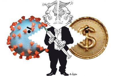Salud y economía, el doble golpe del Covid-19