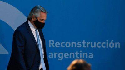 Alberto Fernández analiza el futuro de varios funcionarios que cometieron errores de gestión