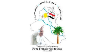 El Papa no está seguro si viajará a Irak debido a la pandemia de coronavirus