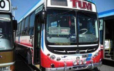 Incorporan colectivos para pasajeros con discapacidad en Merlo
