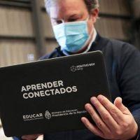 """Cascallares: """"Argentina se encuentra entre los países que más vacunas viene aplicando en todo el mundo"""""""