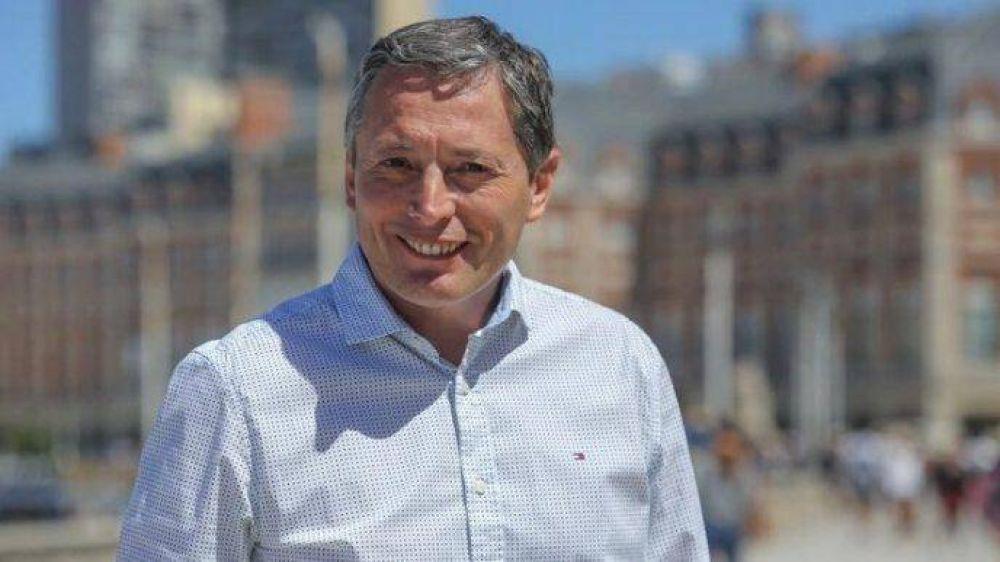 Gray dijo que Argentina se halla entre los países que más eficazmente están inmunizando a su población de riesgo
