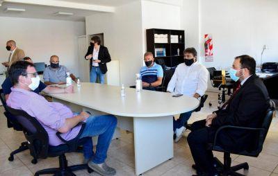 Miguel Briscas es el nuevo delegado del Ministero de Trabajo en Lomas de Zamora