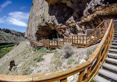 Vuelta al turismo gradual: aprobaron el protocolo para el Parque Cueva de las Manos