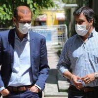 Carlos Koopmann viajó a Neuquén para reunirse con el gobernador Gutiérrez