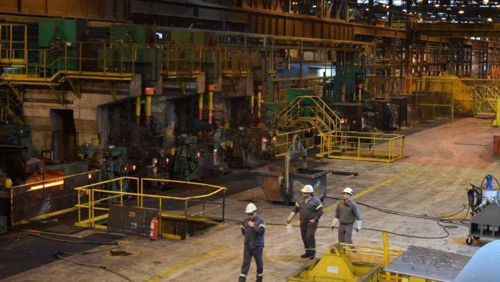 El incipiente dinamismo en la construcción empuja a la siderurgia y hay alivio en la UOM