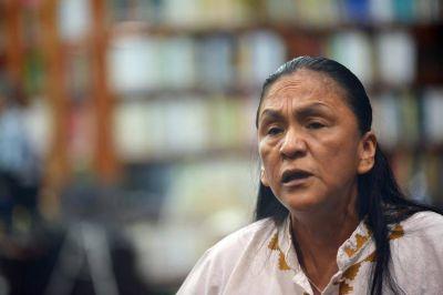 Habló Milagro Sala y envió un duro mensaje al gobierno nacional