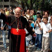 Pésame del Papa por la muerte del cardenal Scheid,