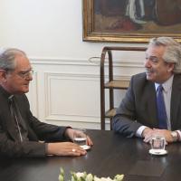 Alberto Fernández promulga la ley de aborto y tensa todavía más su relación con la Iglesia