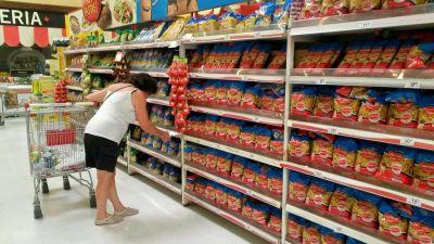Los alimentos ya subieron 2,3% en las primeras dos semanas del año