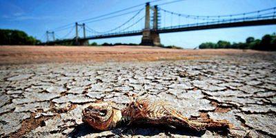El mundo se dirige hacia un calentamiento catastrófico en el siglo XXI