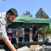 En el Polo Ambiental Güemes de Godoy Cruz reciben residuos electrónicos