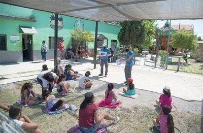 ACUMAR realiza actividades de prevención en Avellaneda del mosquito Aedes aegypti con niñas, niños y adolescentes
