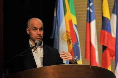 Larreta quiere sumar a Lifschitz a su proyecto presidencial del 2023