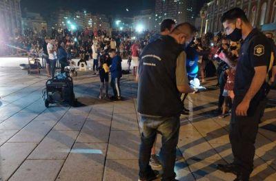 Desarticulan 11 fiestas y 3 shows ilegales en la Rambla