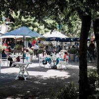 Empresarios se esperanzan con la baja de casos y una reactivación del turismo