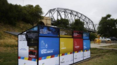 Patagones consolida más su política ambiental vendiendo material reciclado