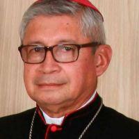 Dan alta hospitalaria a obispo diagnosticado con COVID-19