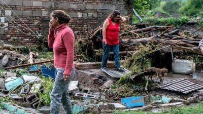 Punilla: Reclaman fondos a la Nación para reconstruir las ciudades afectadas por el temporal