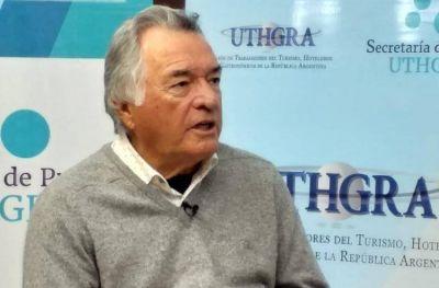 Luis Barrionuevo será distinguido por la aplicación de hotelería sustentable de UTHGRA