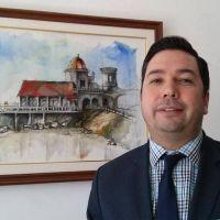 Dolor de Blas Taladrid en su sentida despedida al titular de la UCIP, Raúl Lamacchia