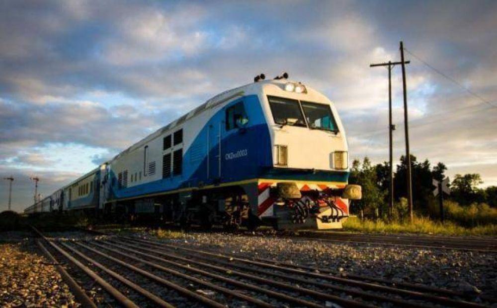 Desde este lunes habrá tres frecuencias diarias del tren entre Buenos Aires y Mar del Plata
