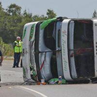 Por la pandemia, en 2020 cayeron a la mitad las muertes por accidentes de tránsito en territorio bonaerense
