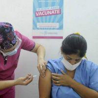 El personal de terapia intensiva de Esteban Echeverría ya está vacunado contra el Covid-19